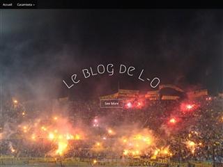 Lucarne opposée : Le blog
