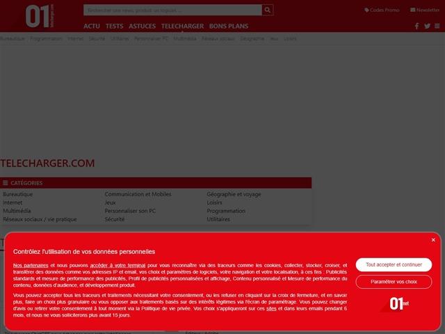 01net : Télécharger