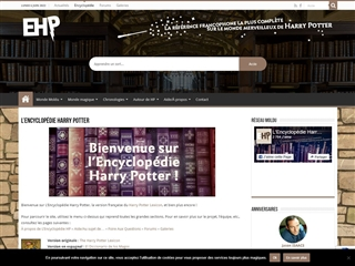L'Encyclopédie Harry Potter