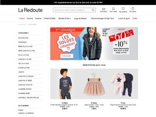 La Redoute : Vêtements enfant
