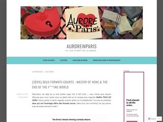 Aurore in Paris : Culture