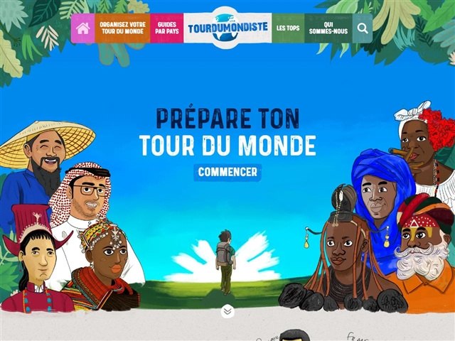 TourDuMondiste