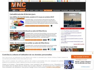 Moto-Net : actualité