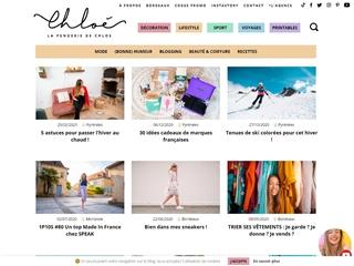 La Penderie de Chloé  : Mode
