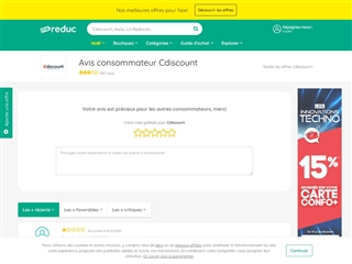 Ma-reduc.com : Cdiscount