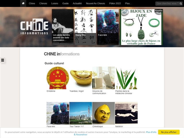 Chine-Informations
