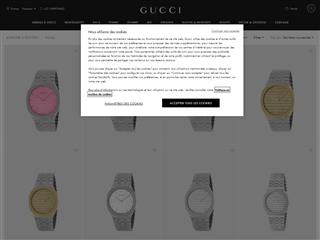Gucci : Montres