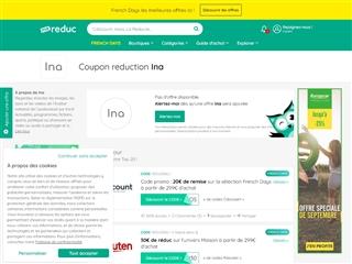 Ma-reduc.com : INA (Institut National de l'Audiovisuel)
