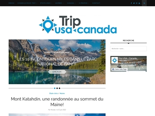 Trip USA - Canada