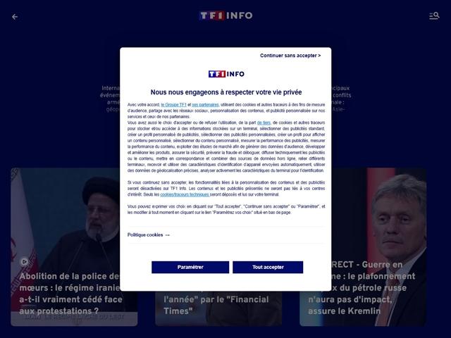 LCI : Monde