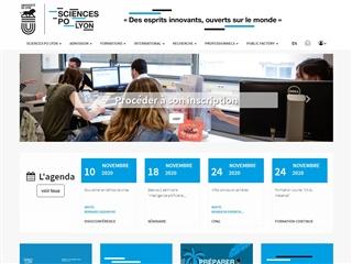 Institut d'études politiques (IEP) de Lyon