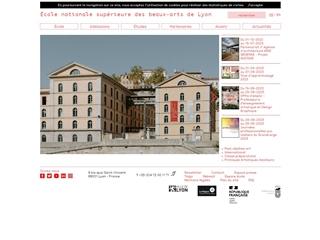 École nationale des Beaux-Arts de Lyon (ENBA)