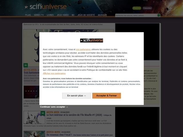 SciFi-Universe