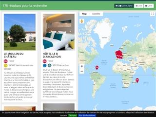 La Clef Verte : hôtels labellisés