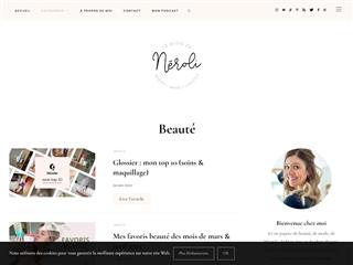Le Blog de Néroli : Beauté