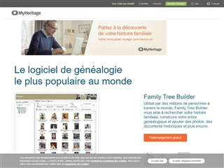 MyHeritage : family tree builder