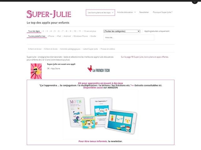 Super-Julie