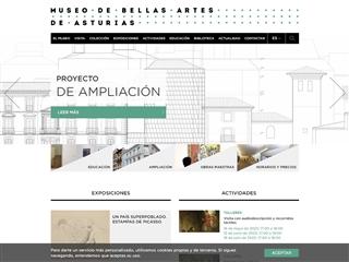 Musée des Beaux Arts d'Oviedo