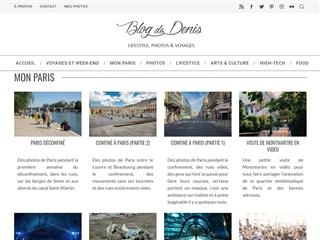 Le Blog de Denis : Paris