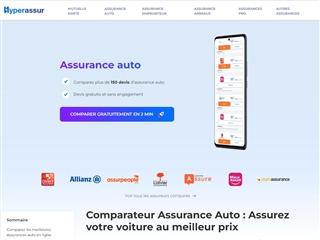 Hyperassur : assurance auto