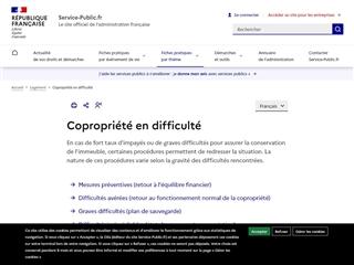 Service public : Copropriété