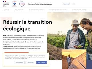 ADEME (Agence de l'Environnement et de la Mâitrise de l'Énergie)