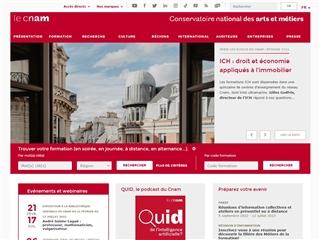 Conservatoire National des Arts et Métiers (CNAM)