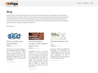 Blog Hitipi