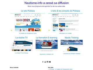 Nautisme info