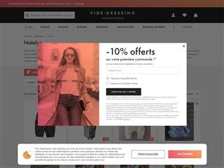 Videdressing.com : Natalys