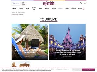 Au Féminin : Tourisme