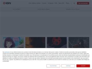 IGN : Séries et cinéma