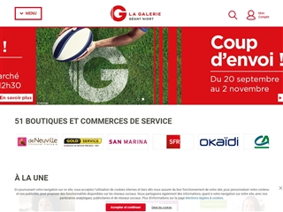 Centre commercial Niort-Est
