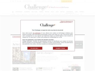 Challenges : Immobilier