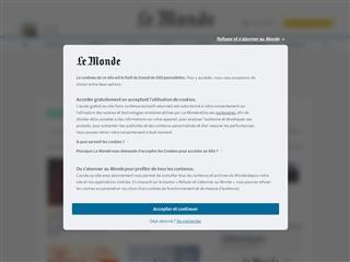 Le Monde : Pixels