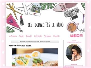 Les Gommettes de Melo : Food