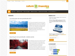 Culture Financière