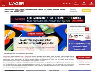 AGEFI : Banque et Assurance