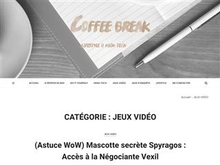 iweblog : Jeux vidéo