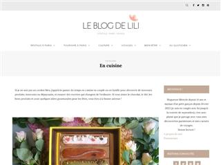 Le Blog de Lili : Au Quotidien la Cuisine
