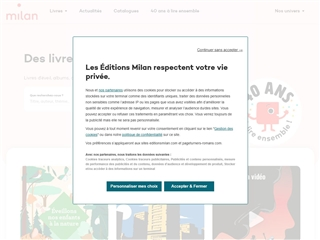 Éditions Milan