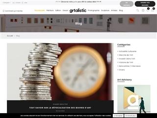 Artalastic : Blog