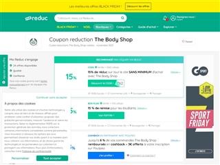 Ma-reduc.com : The Body Shop