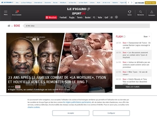 Sport24 : Boxe