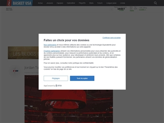 Basket USA : Blogs