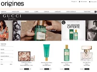 Origines Parfums : Gucci