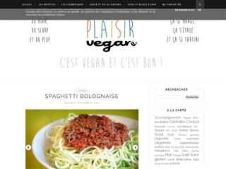 Plaisir vegan