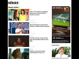 CinéSéries : Séries