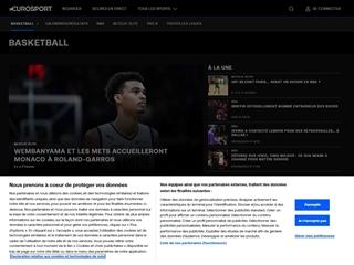 Eurosport : Basket