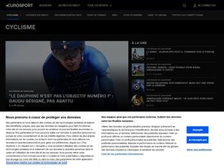 Eurosport : Cyclisme